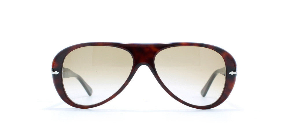 03deb6e2ad0b4 Persol 69262 Rectangular Certified Vintage Sunglasses   Kings of Past