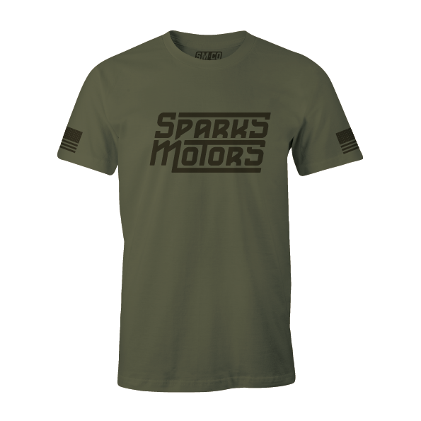 Sparks Motors Shop Uniform (2019)