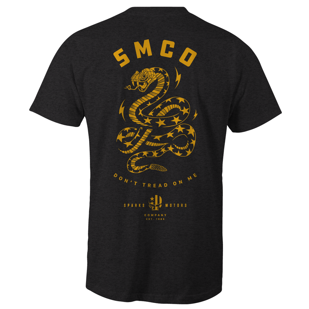 SMCO Stars and Bars Rattler T-Shirt