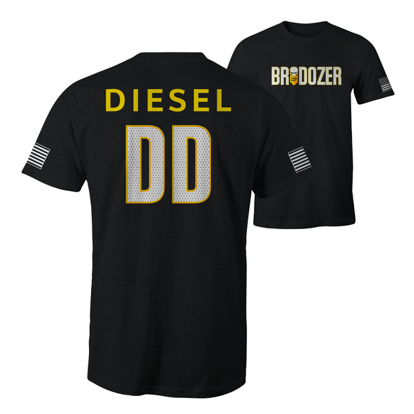 Diesel Dave Authentic Driver's Jersey