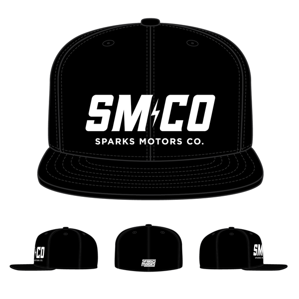2017 Sparks Motors Company Flex Fit Hat