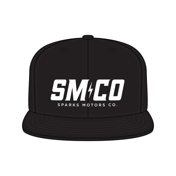 Sparks Motors Company Flex Fit Hat