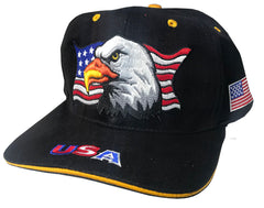 Limited time offer: free Eagle USA cap with $75 purchase