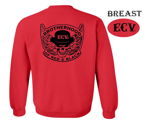 Brotherhood Heavy Duty Crewneck Sweatshirt