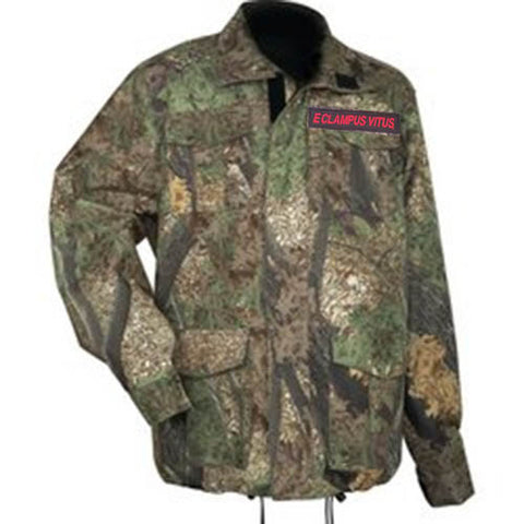 Water resistant Camo Jacket size XL