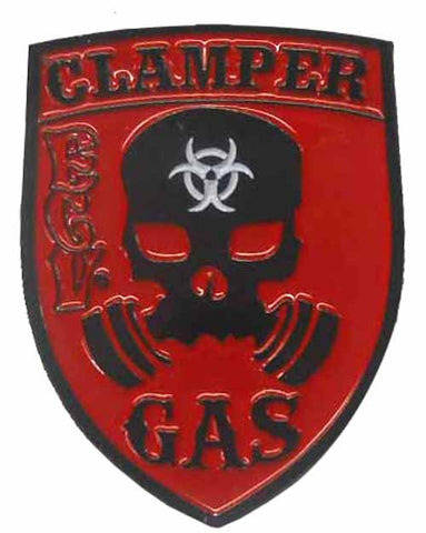 Clamper Gas Pin