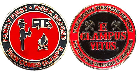 NEW: Family First Clamper Coin