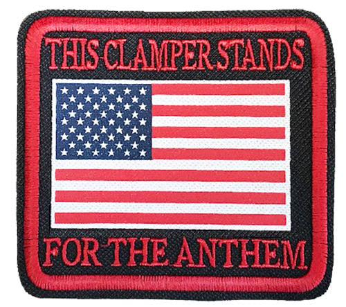 4 inch Stand for the Anthem Patch