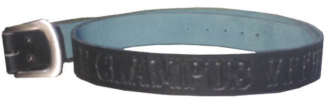 XL ECV Belt and standard buckle - BLEM
