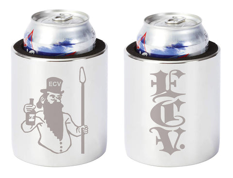 ECV Magnetic Stainless Steel Cup Holder Koozie