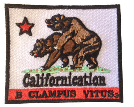 3 Inch Californication Patch