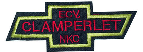 5 inch Clamperlet patch