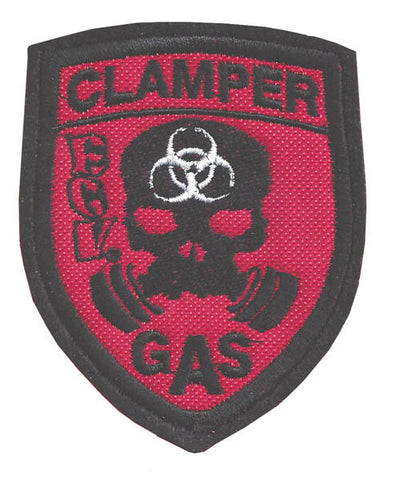 3 Inch Patch Clamper Gas