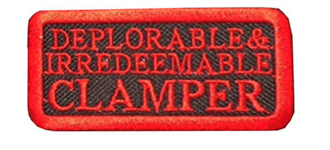 Deplorable Clamper Patch