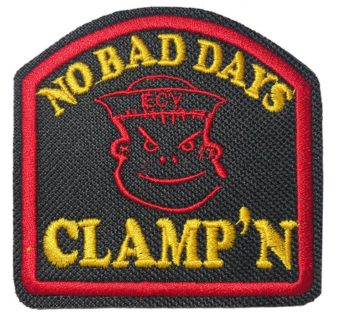 NEW: No Bad Days Clamp'n Patch