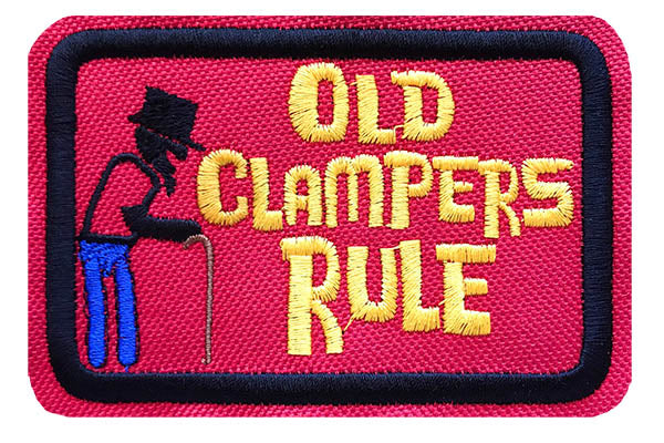 NEW: Old Clampers Rule Patch
