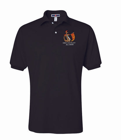 Embroidered HLC College Mens Polo