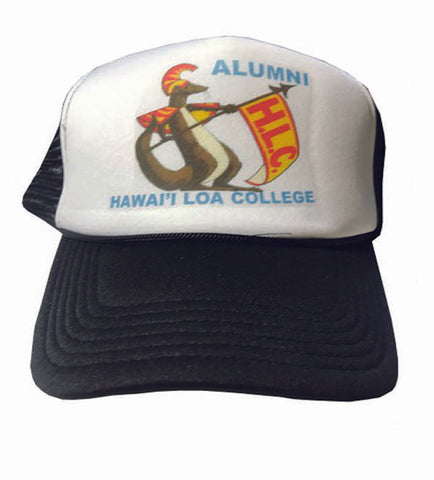 Hawaii HLC Alumni Trucker Cap