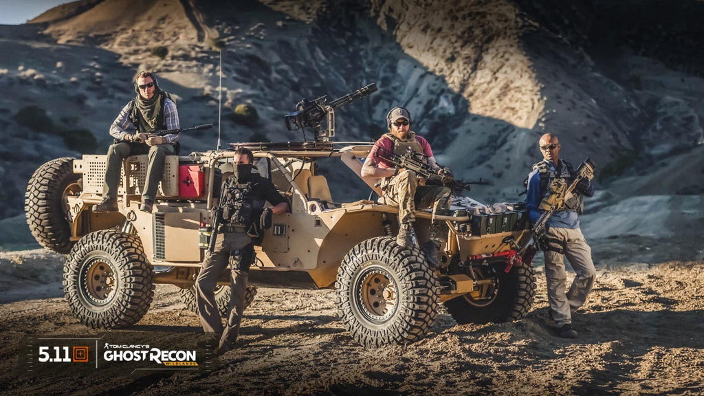 Ghost Recon® Wildlands de Tom Clancy Parte II
