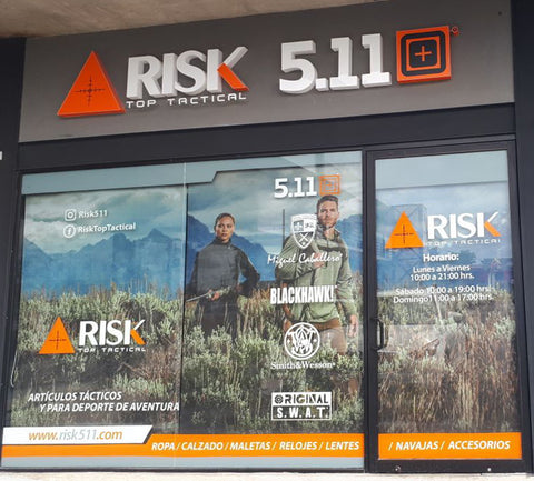 Risk Top Tactical Chetumal