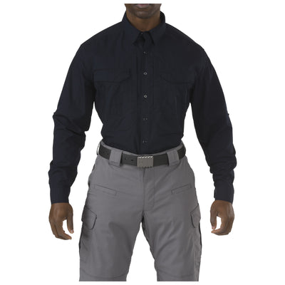 5.11 TACTICAL - STRYKE LONG SLEEVE SHIRT - Risk Top Tactical