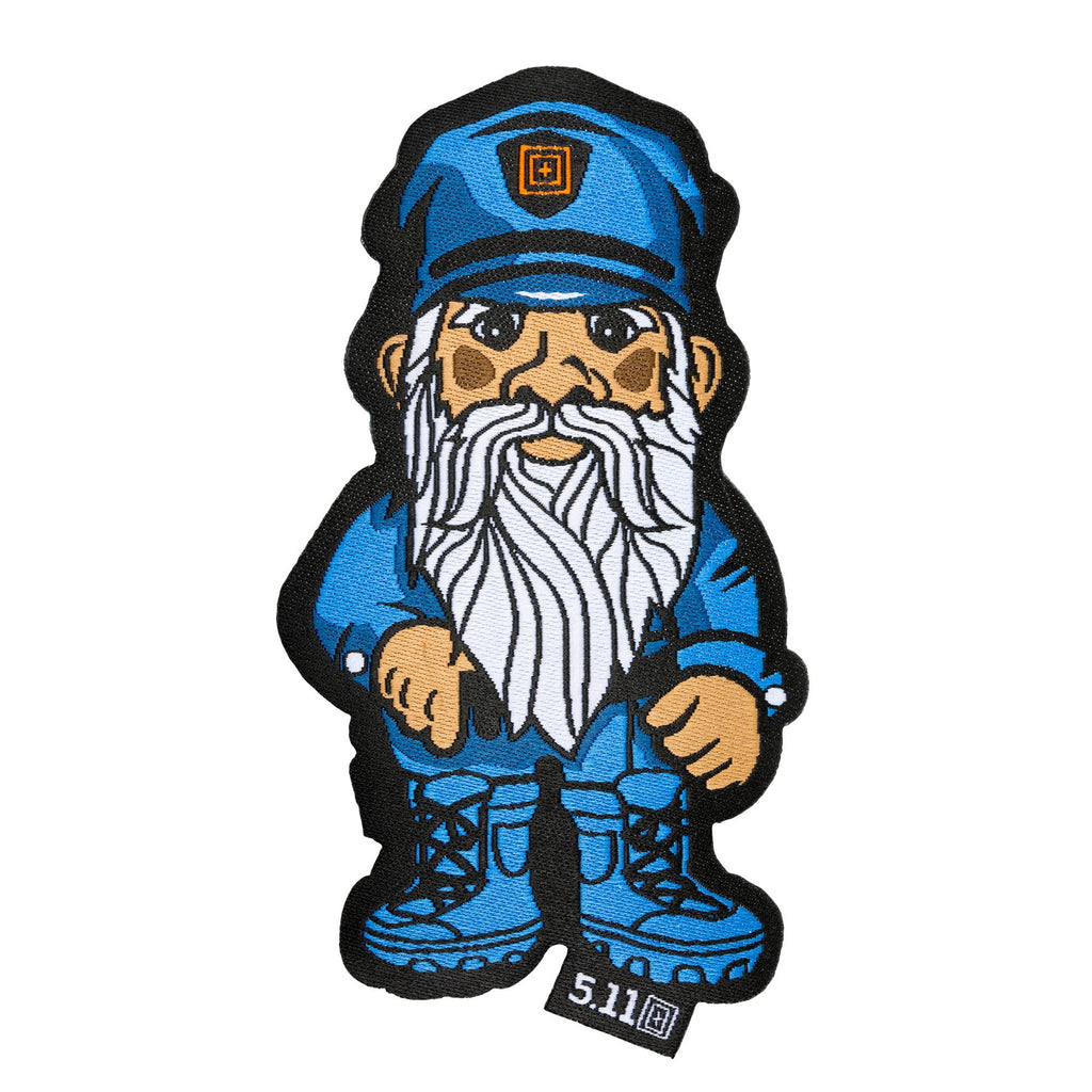 POLICE GNOME PATCH