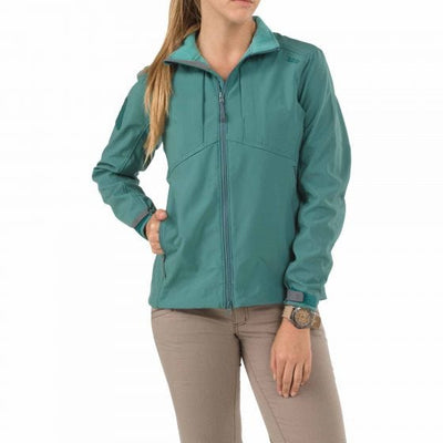 5.11 TACTICAL - WOMEN SIERRA SOFTSHELL - RISK TOP TACTICAL