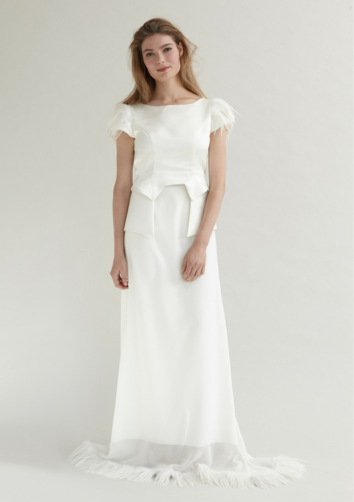 Florence Bridal Gown - HEMYCA London