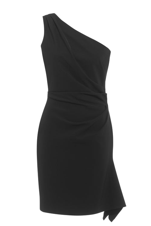 Carmen Stretch Cady Dress - HEMYCA London