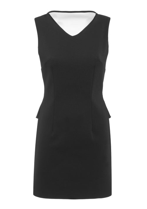 Ivonne Monochrome Dress - HEMYCA London