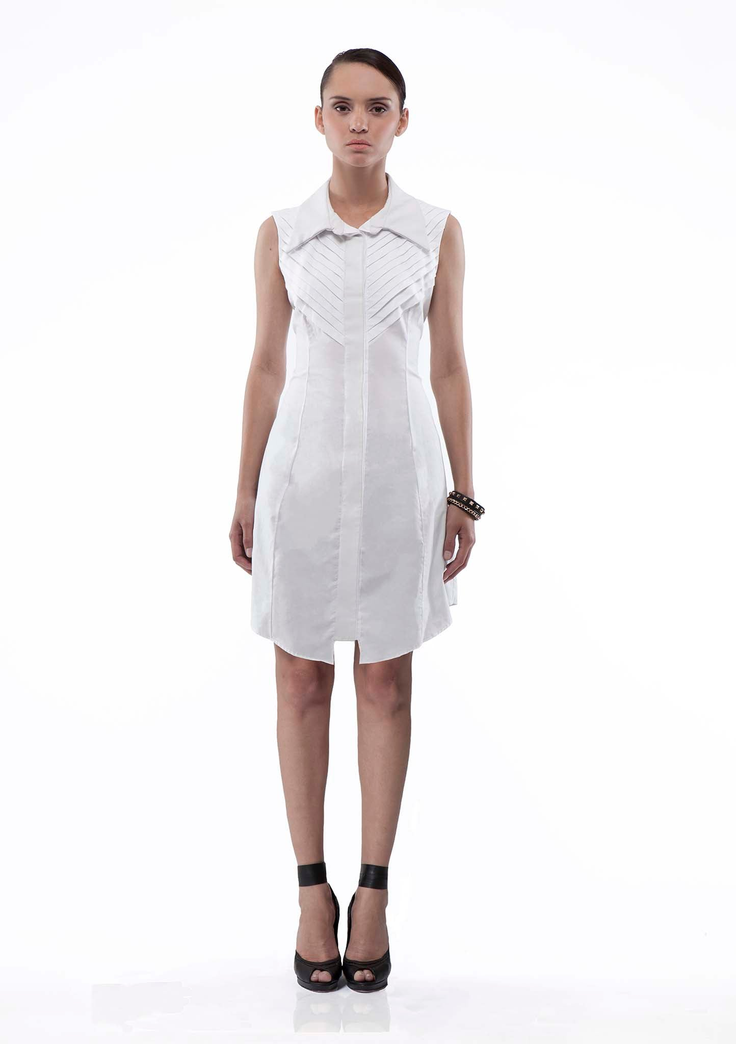 Mulan Shirt Dress - HEMYCA London