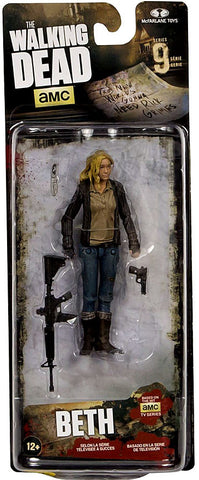 McFarlane Walking Dead TV Series 9, Beth Greene