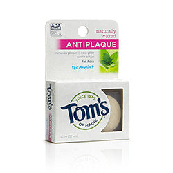 Tom's of Maine - Antiplaque Floss 30m