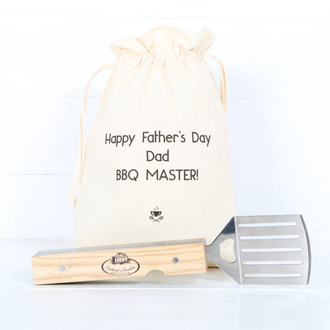 BBQ Tool And Personalised Gift Bag