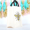 Be Kind Canvas Bag With Rope Handles