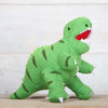 Dinosaur Rattle With Personalised Gift Bag