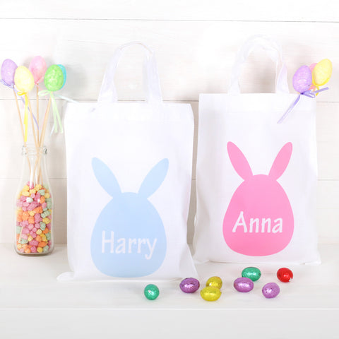 Children Personalised Easter Egg Gift Bag