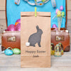 Personalised Easter Bunny Gift Bag