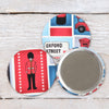 London British Handbag Mirror