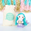 Speak And Repeat Mermaid With Personalised Gift Bag