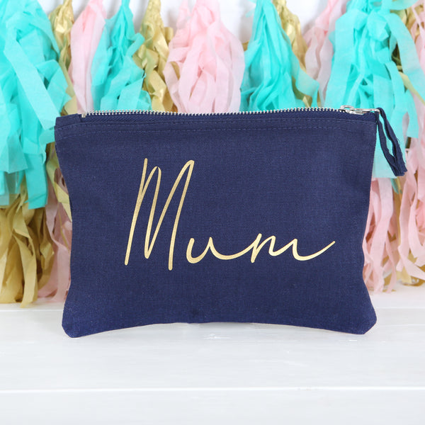 Mother's Day Accessory Cosmetic Bag