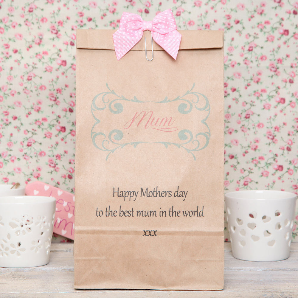 Personalised 'Mum' Gift Bag