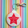 Personalised School Or Lunch Box Bag Tag