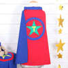 Personalised Super Hero Star Cape