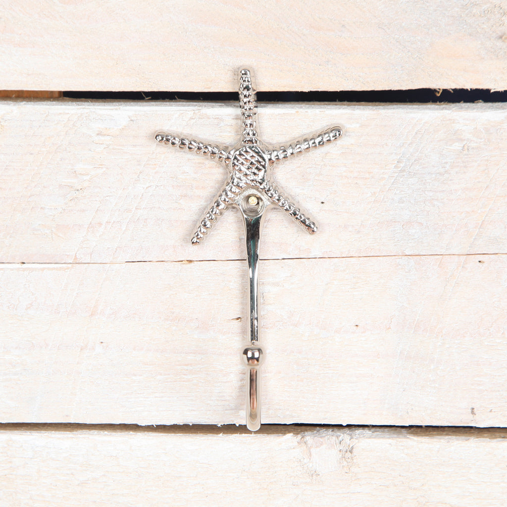Metal Starfish Wall Hook