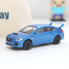 Die Cast Subaru Car Toy And Personalised Bag