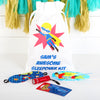 Personalised Superhero Children's Sleepover Kit (out of stock)