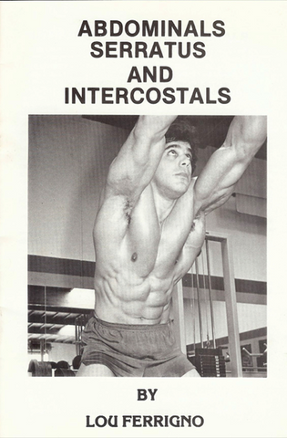 Abdominals Serratus and Intercoastals