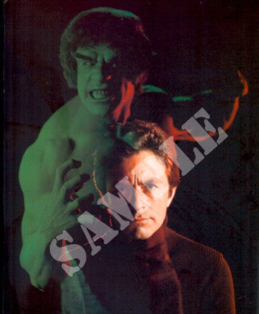 LOU FERRIGNO & BILL BIXBY – TRANSFORMATION