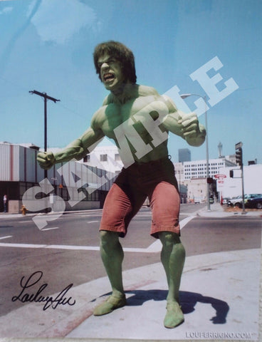 The Hulk in New York